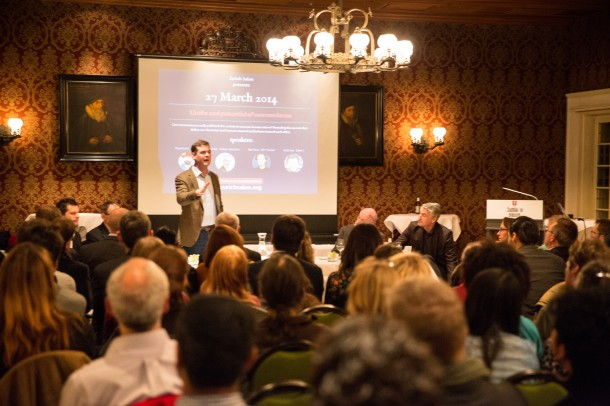 Zurich, 27.3.2014: Zurich Salon - Limits and Potential of Neuroscience (www.zurichsalon.ch)